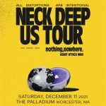 NECK DEEP – ALL DISTORTIONS ARE INTERNATIONAL U.S. TOUR