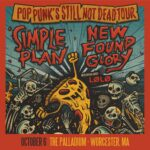 SIMPLE PLAN/NEW FOUND GLORY -Pop Punk's Still Not Dead Tour